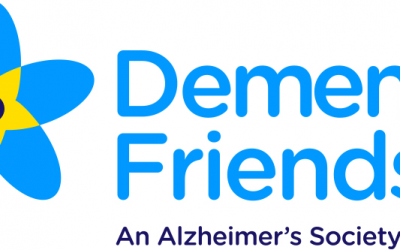 Dementia Friends Information Session for staff at BMW Mini plant in Cowley, Oxford